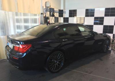 BMW 740 d